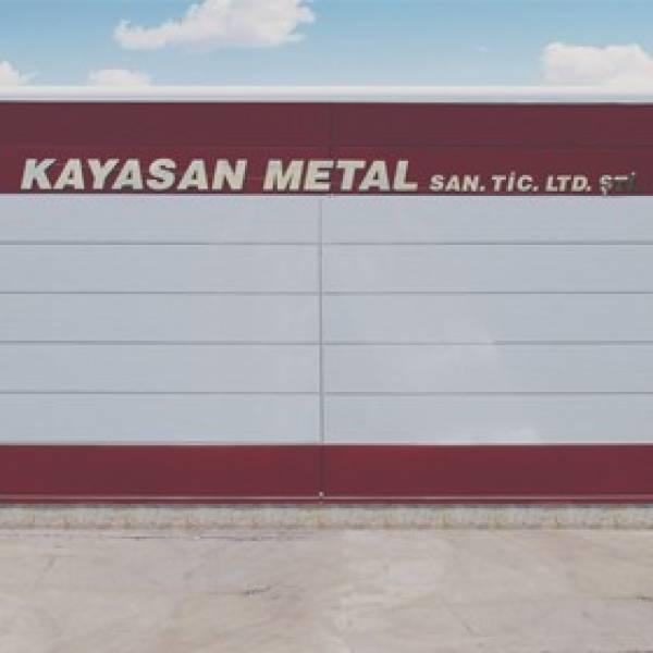 Kayasan Metal Fabrikamız