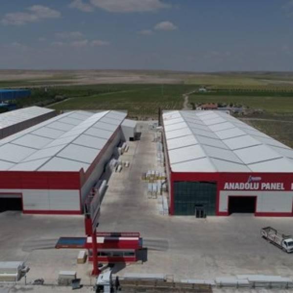 Anadolu Panel Aksaray Fabrikamız